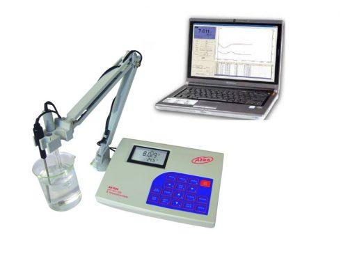Laboratóriumi pH mérők