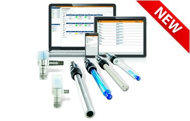 HAMILTON pH elektródák